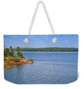 Thunderbird Lake Weekender Tote Bag