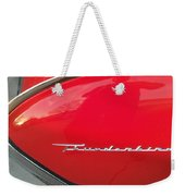 Thunderbird Roads Weekender Tote Bag