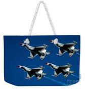 Thunderbirds Weekender Tote Bag by Larry Miller