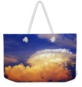 Thunderhead Weekender Tote Bag by Skip Nall