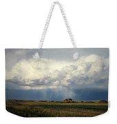 Thunderstorm On The Plains Weekender Tote Bag