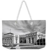Thurgood Marshall Federal Judiciary Building Weekender Tote Bag