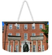 Thurgood Marshall Memorial Weekender Tote Bag