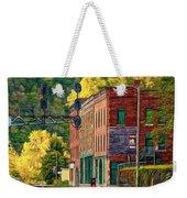 Thurmond Wv - Paint Weekender Tote Bag