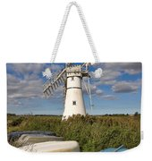 Thurne Dyke Windpump Norfolk Weekender Tote Bag