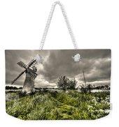 Thurne Wind Pump Weekender Tote Bag