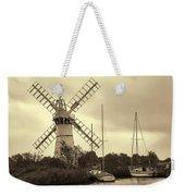 Thurne Windmill IIi Weekender Tote Bag