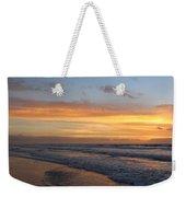 Topsail Island Sunup 2 Weekender Tote Bag