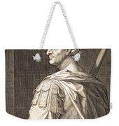 Tiberius Caesar Weekender Tote Bag by Titian