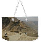Tibet Rural Weekender Tote Bag