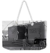 Ticket Office Weekender Tote Bag
