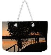 Tidal Basin Sunset0259 Weekender Tote Bag
