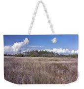 Tidal Marsh On Roanoke Island Weekender Tote Bag