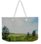 Tidal Plains Weekender Tote Bag