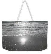 Tide Waits For No One Weekender Tote Bag