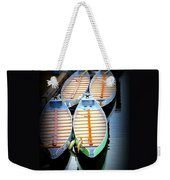 Tied Up For Now Weekender Tote Bag
