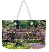 Tiered Fountain Weekender Tote Bag