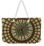 Tiffany Dome Chicago Cultural Museum Weekender Tote Bag