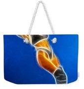 Tiffany Superman 1 Fractal Weekender Tote Bag