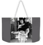 Tiffany Whip Weekender Tote Bag