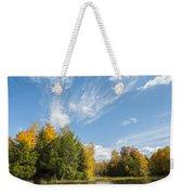 Tiffin Fall Weekender Tote Bag