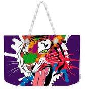 Tiger 11 Weekender Tote Bag