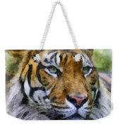 Tiger 26 Weekender Tote Bag