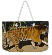 Tiger Beat Weekender Tote Bag