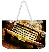 Tiger Country Old School Weekender Tote Bag