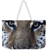 Tiger Lick Weekender Tote Bag