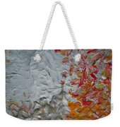 Tiger Lilies On The Moon Weekender Tote Bag