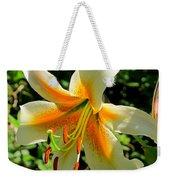 Tiger Lily Weekender Tote Bag