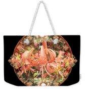 Tiger Lily Sphere Weekender Tote Bag