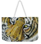Tiger Painting Weekender Tote Bag
