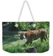 Tiger Stroll Weekender Tote Bag