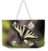 Tiger Swallowtail Butterfly 2a Weekender Tote Bag