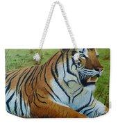 Tiger Tiger Weekender Tote Bag