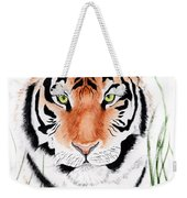 Tiger Tiger Where Weekender Tote Bag