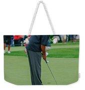 D12w-457 Tiger Woods Weekender Tote Bag