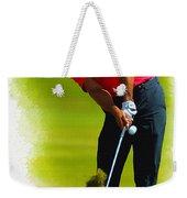 Tiger Woods - The Honda Classic Weekender Tote Bag