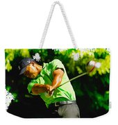 Tiger Woods - Wgc- Cadillac Championship Weekender Tote Bag