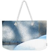 Tight Lipped Weekender Tote Bag