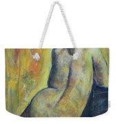 Tiina - Back Of Nude Woman Weekender Tote Bag