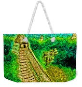 Tikal By Jrr Weekender Tote Bag
