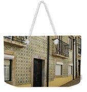 Tile Walls Of Lisbon Weekender Tote Bag