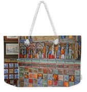 Tilework At The Castle Weekender Tote Bag