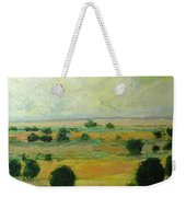 Till The Clouds Rolls By Weekender Tote Bag