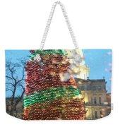 Tilt-a-whirl Weekender Tote Bag