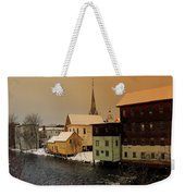 Tilton On The Winnipesaukee Weekender Tote Bag
