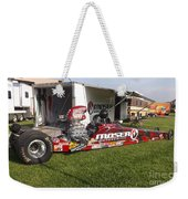Tim Irwin Dragster Weekender Tote Bag